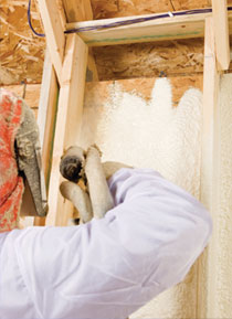 Grand Prairie Spray Foam Insulation Services and Benefits