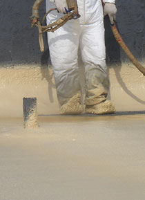 Grand Prairie Spray Foam Roofing Systems
